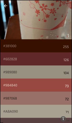 拍照取色App_Android4